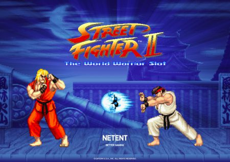 Streetfighter II – NetEnt: The Complete Online Slot Review