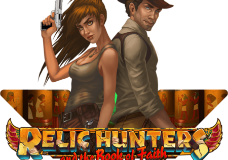 Relic Hunters and the Book of Faith: The Complete Online Slot Review