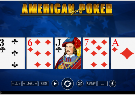 American Poker Gold – Wazdan: The Complete Online Slot Review