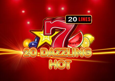 20 Dazzling Hot: The Complete Online Slot Review